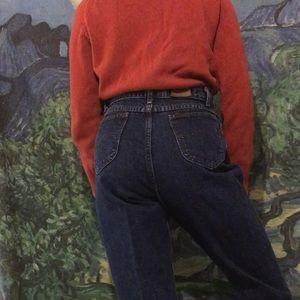 VTG Lee Mom Jeans
